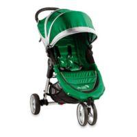 Baby Jogger® City Mini® 3-Wheel Single Stroller in Evergreen/Grey