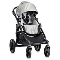 Baby Jogger® City Select Single Stroller in Silver/Black