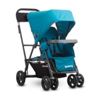 Joovy® Caboose Ultralight Graphite Stand-On Tandem Stroller in Turquoise