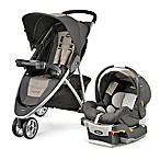 Chicco® Viaro Travel System in Teak