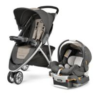 Chicco® Viaro™ Travel System in Teak