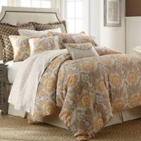HiEnd Accents Casablanca Queen Comforter Set with Bed Skirt
