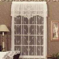 Heritage Lace® Heirloom Sheer Window Valance