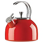 kate spade new york All in Good Taste 2.5 qt. Tea Kettle in Flame Red