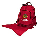 Lil Fan NHL Chicago Blackhawks Diaper Backpack