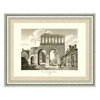 Architectural Structure III Framed Art Print