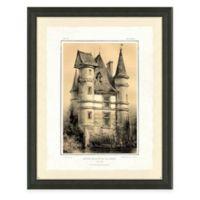 Castle II Framed Art Print