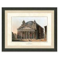 The Framed Giclée Pantheon Print Wall Art