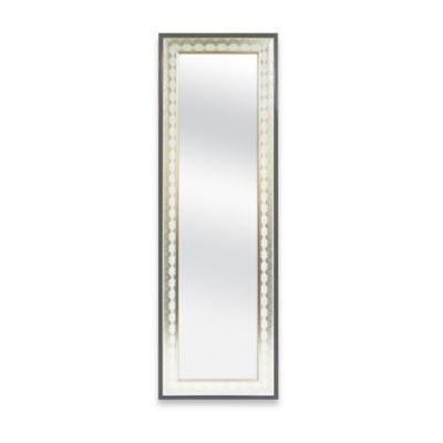 Charming Door Solutions 48 Inch X 12 Inch Embossed Lace Over The Door