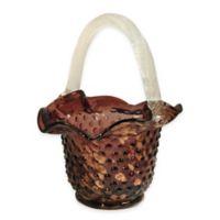 Dale Tiffany™ Pebbles Art Glass Basket