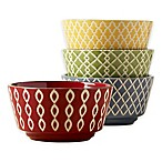 Tabletops Unlimited® Gallery Brandon Stacking Bowls (Set of 4)