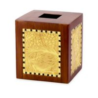 Adirondack Pine Boutique Tissue Box Cover