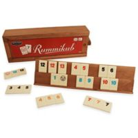 Rummikub Game Vintage Gift Box Edition