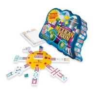Mexican Train Deluxe Traditional Double 12 Domino Set