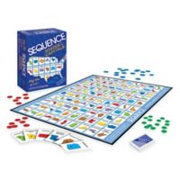 Sequence States and Capitals Game