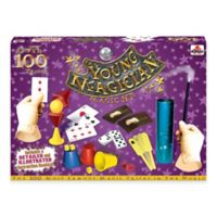 The Young Magician 100-Piece Magic Set