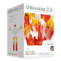 Q-BA-MAZE™ 2.0 Warm Colors Starter Box