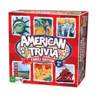 American Trivia - Family Edition Game