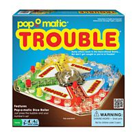 Classic Trouble Board Game