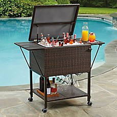 Nice Stratford Insulated Cooler Cart