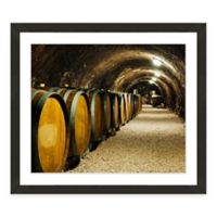 Framed Giclée Winery Print I Wall Art