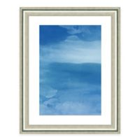 Deep Sky Watercolor II Framed Art Print