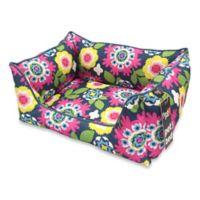 French Bull® Susani Sun Polyester Cuddler Pet Bed