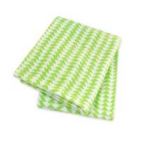 Territory® Modern Fleece Pet Blanket in Green