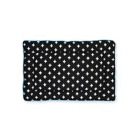 Territory® Modern Classic Small Dog Bed in Black