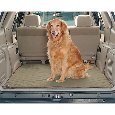 Deluxe Suv Pet Cargo Liner For Dogs Bed Bath Amp Beyond