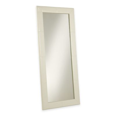Buy Wainscot Mirror In White From Bed Bath Amp Beyond