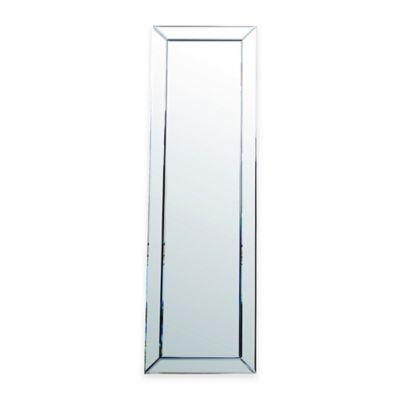 Buy full length mirror from bed bath beyond - Full length bathroom wall mirror ...