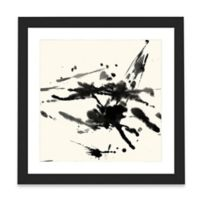 Splatter II Framed Art Print