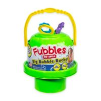 Little Kids® Fubbles™ No-Spill® Big Bubble Bucket® in Green