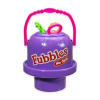 Little Kids® Fubbles™ No-Spill® Big Bubble Bucket® in Purple