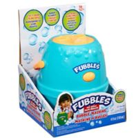 Little Kids® Fubbles™ No-Spill® Bubble Machine in Blue/Green