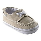 BabyVision® Luvable Friends™ Size 6-12M Slip-On Shoe in Beige