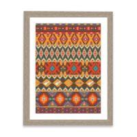 Tapestry Pattern I Framed Art Print