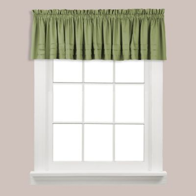Famous Buy Sage Valance from Bed Bath & Beyond AM31