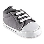 Baby Vision® Luvable Friends™ Size 0-6M Basic Canvas Sneaker in Grey