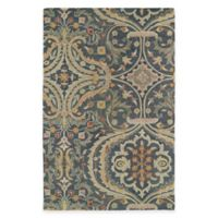 Kaleen Helena Collection Andreas 4-Foot x 6-Foot Area Rug in Pewter