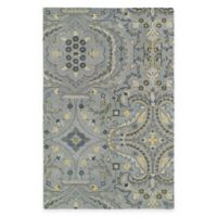 Kaleen Helena Collection Andreas 5-Foot x 7-Foot 9-Inch Area Rug in Grey