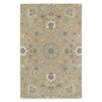 Kaleen Helena Collection Karpos 2-Foot x 3-Foot Accent Rug in Light Brown