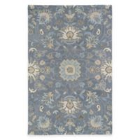 Kaleen Helena Collection Karpos 4-Foot x 6-Foot Area Rug in Graphite