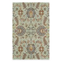Kaleen Helena Collection Kyra 4-Foot x 6-Foot Area Rug in Mint