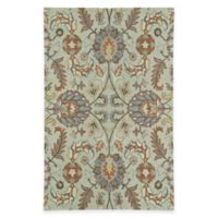 Kaleen Helena Collection Kyra 8-Foot x 10-Foot Area Rug in Mint
