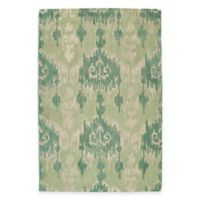Kaleen Casual Sigmund 8-Foot x 11-Foot Area Rug in Seafoam