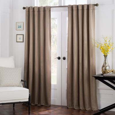 Curtains Ideas buy insulated curtains : Buy Tab Insulated Curtains from Bed Bath & Beyond