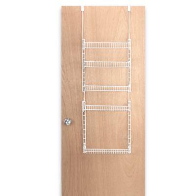 Over The Door Household Organizer™ Compact Pantry Rack