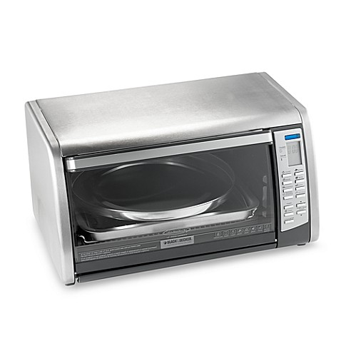 Black And Decker 174 6 Slice Toaster Oven Bed Bath Amp Beyond